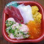 大漁丼家 - 魚市場丼