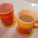 カリ~ アンド スパイスバル カリ~ビト - チャイ(400円)