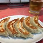 中華珍満 - 餃子
