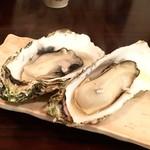 浜焼酒場!海王 - 牡蠣(蒸し)