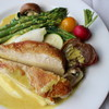 La Pappata - 料理写真:鶏むね肉のグリル