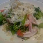 プレミオ ピエトロ - セットのサラダ