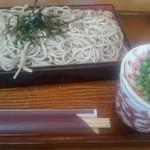 弥五郎 - ざる蕎麦