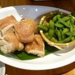 博多 魚一番 - 鶏肉/茶豆