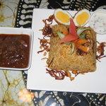 スリランカ・インド家庭料理 TANGALLE - チキンブリヤーニ