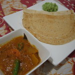 スリランカ・インド家庭料理 TANGALLE - トサセット