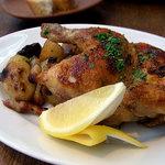 ピサンリ - フランス産ヒナ鶏のロースト
