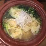 52241243 - 香港式海老ワンタン麺