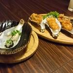 農家と漁師の台所 北海道知床漁場 - 生牡蠣酒蒸し
