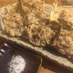 52245759 - もずくの天ぷら