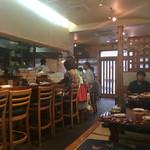 もつ焼き 稲垣 - 店内