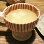 ごはんや 要兵衛 - 食事 豆腐の味噌汁