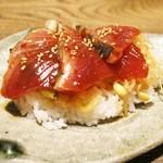 ごはんや 要兵衛 - 食事 鰹タタキのピビンバ