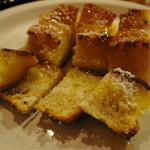 和居津 - ずっしりもちもちしたフレンチトースト