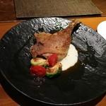 52247879 - 鴨肉のディアボロ風♪