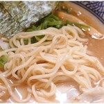和伊まる - ちゅるちゅるりんとした麺。