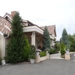 ガーデンカフェサンフルーリ - サンフルーリ・外観