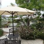 ガーデンカフェサンフルーリ - サンフルーリ・庭