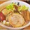 ラーメン きら星 - 料理写真:とんこつラーメン+味玉 700円+100円 モワっと臭く、ブワっと美味い♪