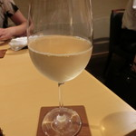 割烹 八彩 - 白ワイン