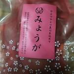 52253331 - ミョウガの酢漬け 400円