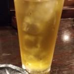 ごえもん - 緑茶ハイ(380円)