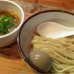 52256179 - みそつけ麺(小) 780円 + 味玉 100円