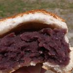 守谷製パン店 - 料理写真:食べかけじゃないよー 二つに割ったのよー