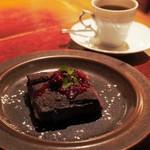 COFFEE HALL くぐつ草 - ブレンドコーヒー&パンプディング