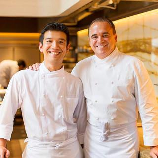 ミシュランNY創刊以来3ツ星獲得のレストラン
