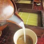 52259315 - 蕎麦湯の粘度はハンパない!