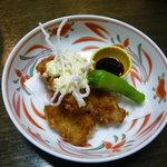 光風館・石亭 - お魚のフライ