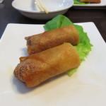 中国料理・珍 - 春巻き