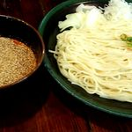 唐々亭 - 野菜盛り2玉20倍