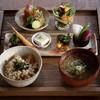 たけおごはん - 料理写真:野菜定食