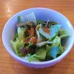 52264228 - 前菜のサラダ