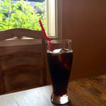 伊太利亜厨房 KUU - アイスコーヒー
