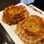 伊太利亜厨房 KUU - 手作り感一杯の アップルパイ ♪