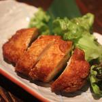 福の花 - 長州鶏チーズカツ