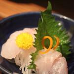 福の花 - 甘鯛のお刺身