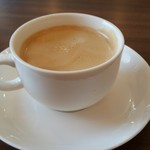 52266753 - ブレンドコーヒー(400円)です。