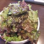 韓国料理マニト - サラダ