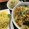 台湾料理 龍勝 - 料理写真:麺定食
