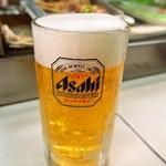 能登屋 - 生ビール