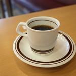 アカコッコ - セルフドリンクのコーヒー