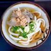 のぶうどん - 料理写真:肉うどん