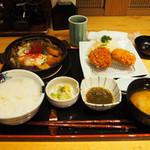 とんかつ まい泉 - すき焼き定食