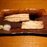 うなぎ屋 廣川 - 白焼き