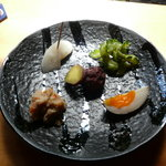 山崎 - 前菜