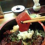寿司音 - てこね寿司945円